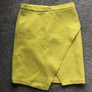 H&M Yellow Mini